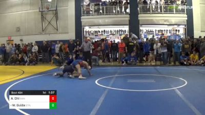 120 lbs R-16 - Amonn Ohl, Saint Joe's Academy vs Wil Guida, St. Paul's-MD