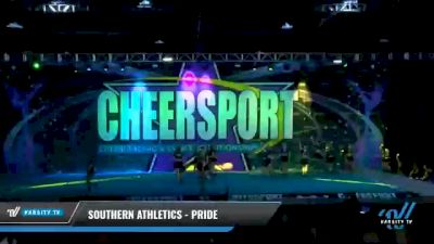 Southern Athletics - Pride [2021 L5 Senior Coed - D2 - Large Day 2] 2021 CHEERSPORT National Cheerleading Championship