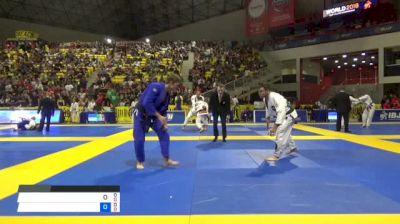 CELSO JUNIO vs ESPEN MATHIESEN 2018 World IBJJF Jiu-Jitsu Championship