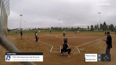 Power Surge vs. Bandits Pr. - Field 6