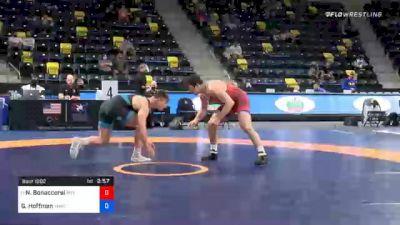 97 kg Prelims - Nino Bonaccorsi, Pittsburgh Wrestling Club vs Gavin Hoffman, Titan Mercury Wrestling Club (TMWC)