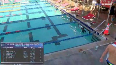 ISCA Summer Sr Championship Meet - Day 5, Session 1