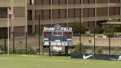Replay: Dartmouth vs Georgetown   Sep 25 @ 1 PM