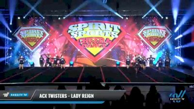 ACX Twisters - Lady Reign [2021 L2 Senior Day 2] 2021 Spirit Sports: Battle at the Beach