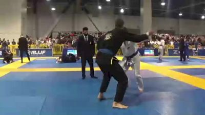KYLE THOMAS NEAL vs JOSHUA CALHOUN 2021 American National IBJJF Jiu-Jitsu Championship