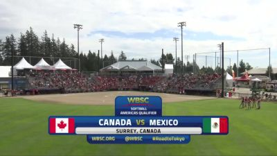 Full Replay - WBSC Olympic Qualifier (Americas) - Aug 31, 2019 at 2:51 PM CDT
