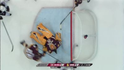 WCHA Women's Highlights: Minnesota Duluth Wins Game 1 vs St. Cloud State