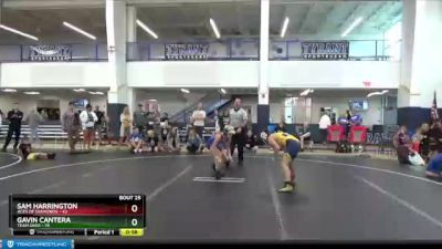 100 lbs Round 7 (8 Team) - Sam Harrington, Aces Of Diamonds vs Gavin Cantera, Team Ohio
