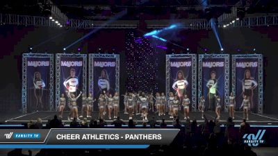 Cheer Athletics - Plano - Panthers [2019 Large All Girl Day 1] 2019 The MAJORS
