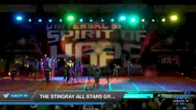 The Stingray Allstars - Marietta - Green [2021 Junior Coed 6 Day 2] 2021 Universal Spirit: Spirit of Hope National Championship