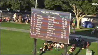 Girls' 400m, Finals 1