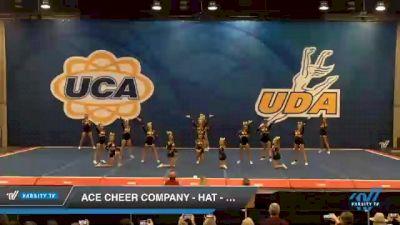 ACE Cheer Company - HAT - Mayans [2020 L4 - U17 Day 1] 2020 UCA Magnolia Championship