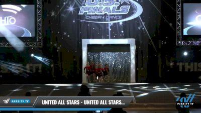 United All Stars - United All Stars Charmers [2021 L1.1 Tiny - PREP - D2 Day 1] 2021 The U.S. Finals: Louisville