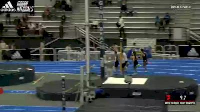 High School Boys' 4x800m Relay Championship, Heat 2