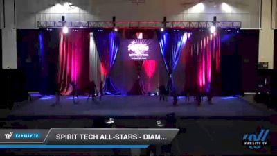 Spirit Tech All-Stars - Diamond [2021 L2 Senior - D2 - Small Day 1] 2021 The American Royale DI & DII