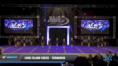 Long Island Cheer - Turquoise [2021 L2 Youth Day 2] 2021 The U.S. Finals: Ocean City