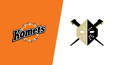 Full Replay: Komets vs Nailers - Remote Commenaty - Komets vs Nailers - Apr 25