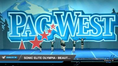 Sonic Elite Olympia - Beauties [2020 L1 Tiny - Novice - Restrictions Day 1] 2020 PacWest
