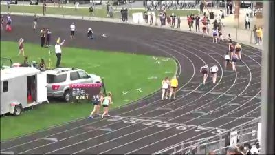 High School Girls' 800m, Finals 2