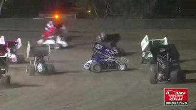 Feature Replay   KWS Morrie Williams Memorial at Keller Auto Speedway