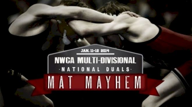 Five Win National Duals Titles
