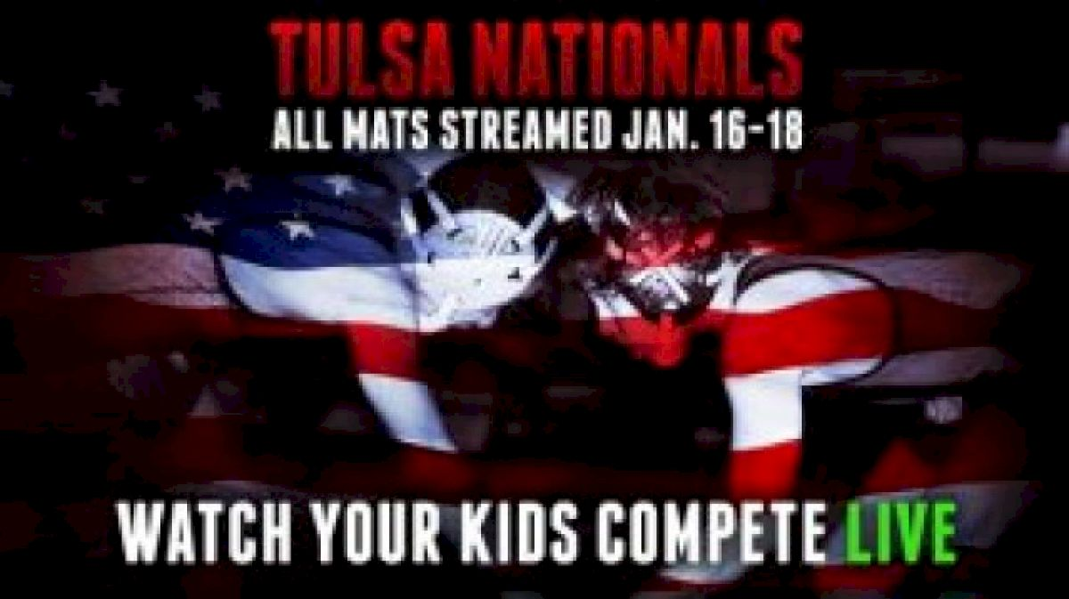 Tulsa Nationals All Americans - Final Results