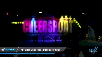 Premier Athletics - Knoxville West - Great White Sharks [2021 L5 Senior - Small Day 2] 2021 CHEERSPORT National Cheerleading Championship