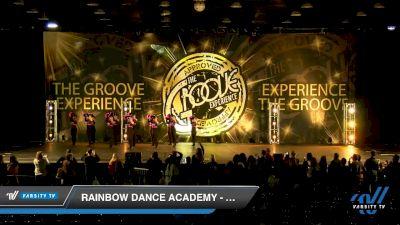 Rainbow Dance Academy - RDA All Stars [2019 Junior - Pom - Small Day 2] 2019 WSF All Star Cheer and Dance Championship
