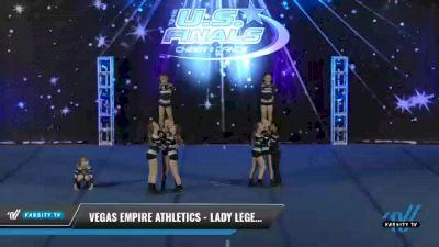 Vegas Empire Athletics - Lady Legends [2021 L1 Mini Day 2] 2021 The U.S. Finals: Phoenix