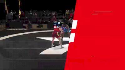 97 kg Rr Rnd 1 - Hayden Zillmer, Gopher WC vs Timothy Dudley, Cliff Keen Wrestling Club