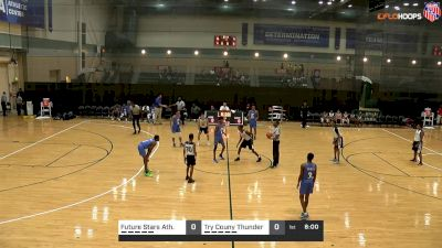 Future Stars Ath. vs Try County Thunder | 2018 AAU 16U Boys Championships