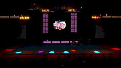 West Virginia University [2018 Intermediate All-Girl Division IA Finals] NCA & NDA Collegiate Cheer and Dance Championship