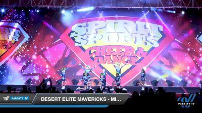 Desert Elite Mavericks - Misfits [2020 L1.1 Mini PREP Day 1] 2020 Spirit Sports: Duel In The Desert