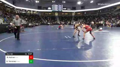 149 lbs Prelims - Brett Kaliner, Stevens Institute Of Technology vs Danny Terronez, Augustana University