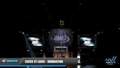 Cheer St Louis - Domination [2021 L2 Junior - Medium Day 2] 2021 The U.S. Finals: Louisville