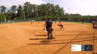 Aces Express vs. Hurricanes - Fowler Park Field 1