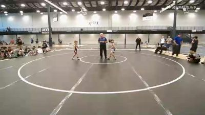 67 lbs 3rd Place - Carter Marsh, Basement Brawlers vs Micah Stith, Midwest Xtreme Wrestling