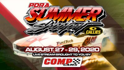 Full Replay | PDRA Summer Shootout 8/27/20