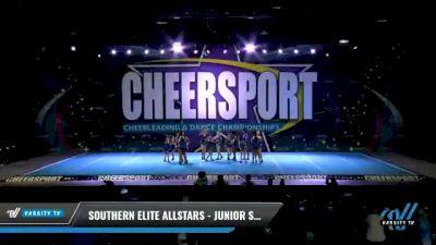 Southern Elite Allstars - Junior Surge [2021 L2 Junior - D2 - Small - C Day 2] 2021 CHEERSPORT National Cheerleading Championship