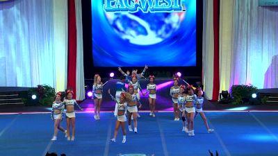 University Cheer Force - UCF Firestorm [2018 Senior X-Small Coed Finals] The Cheerleading Worlds