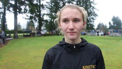 Kelsey Chmiel Earns Runner-Up Finish At NXN