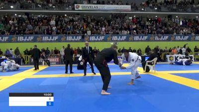 MATHEUS FELIPE DA SILVA XAVIER vs TANNER WADE RICE 2020 European Jiu-Jitsu IBJJF Championship