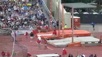 Full Replay: Pole Vault - UIL Outdoor Championships - May 8