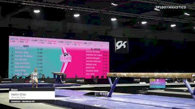 Kailin Chio - Beam, Gymcats Gym - 2021 GK US Classic & Hopes Championship