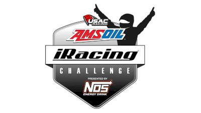 Full Replay - AMSOIL iRacing Challenge Williams Grove | USAC Midgets