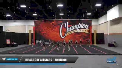 IMPACT ONE Allstars - AMBITION [2021 L2 Junior] 2021 Wolfpack Championship