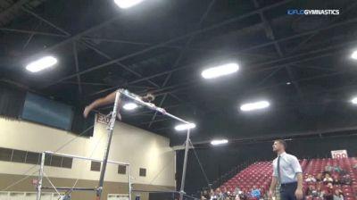Mikaela Meyer - Bars, Utah State - Elevate the Stage - Toledo (NCAA)