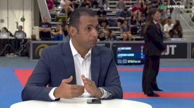 Damien Nitkin vs Victor Rodrigues 2018 Abu Dhabi Grand Slam Los Angeles