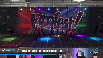West Chester East High School - West Chester East Dance Team [2021 Varsity - Hip Hop Day 1] 2021 JAMfest: Liberty JAM