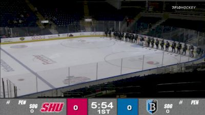 Full Replay - Bentley vs Sacred Heart | Atlantic Hockey